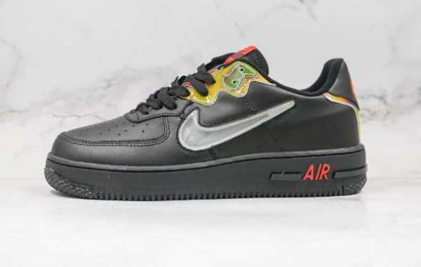 Where to Buy CN9838-001 Nike Air Force 1 React Black ?
