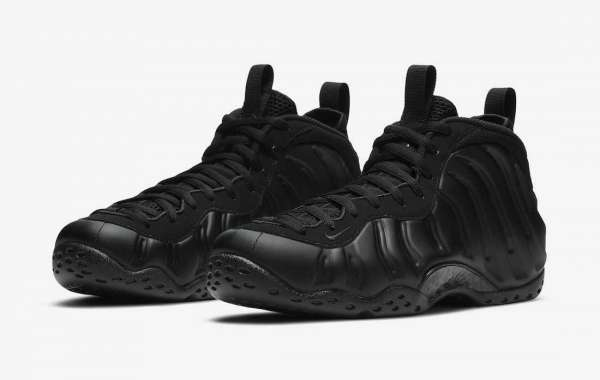 """New 2020 Nike Air Foamposite One """"Anthracite"""" 314996-001 to release soon on Jordansaleuk.com"""