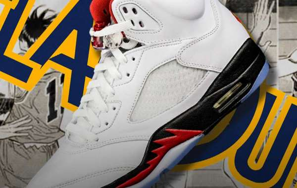 "Good quality and cheap Air Jordan 5 ""Fire Red"" DA1911-102 For Sale"