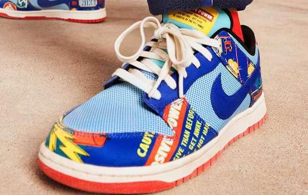 """Nike Dunk Low CNY """"Firecracker"""" 2021 New Arrival DD8477-446"""