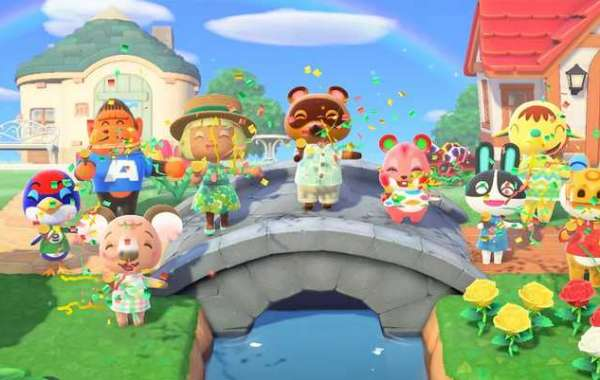 Animal Crossing: New Horizons sales in 2020 are amazing