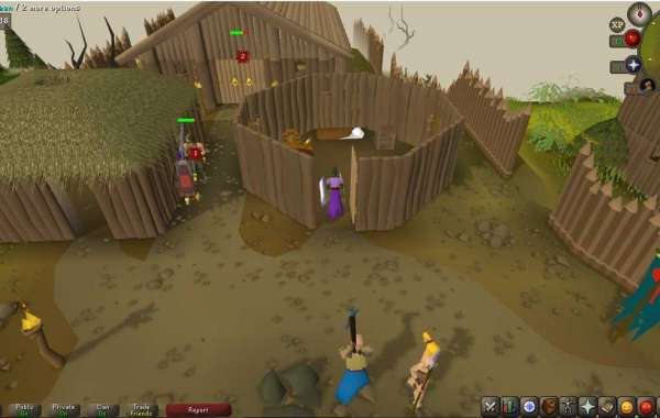 I have not actually played Runescape in more than 6 years