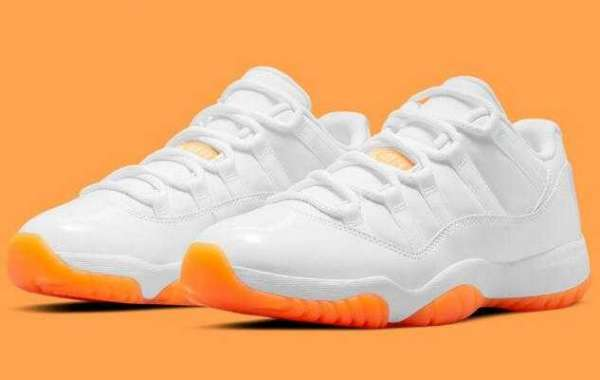 Air Jordan 11 Low WMNS Bright Citrus to Arrive on May 6th, 2021