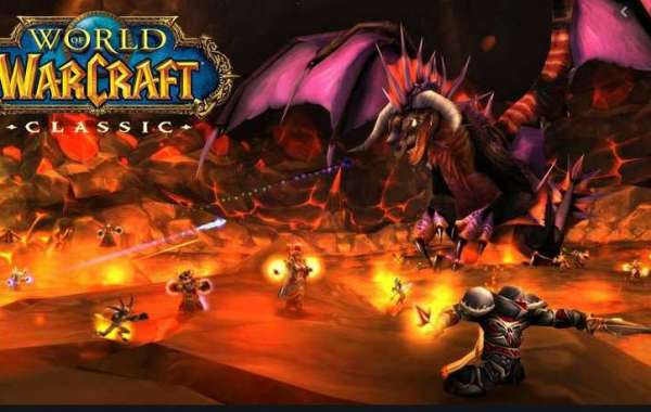 I have started playing the game World of Warcraft