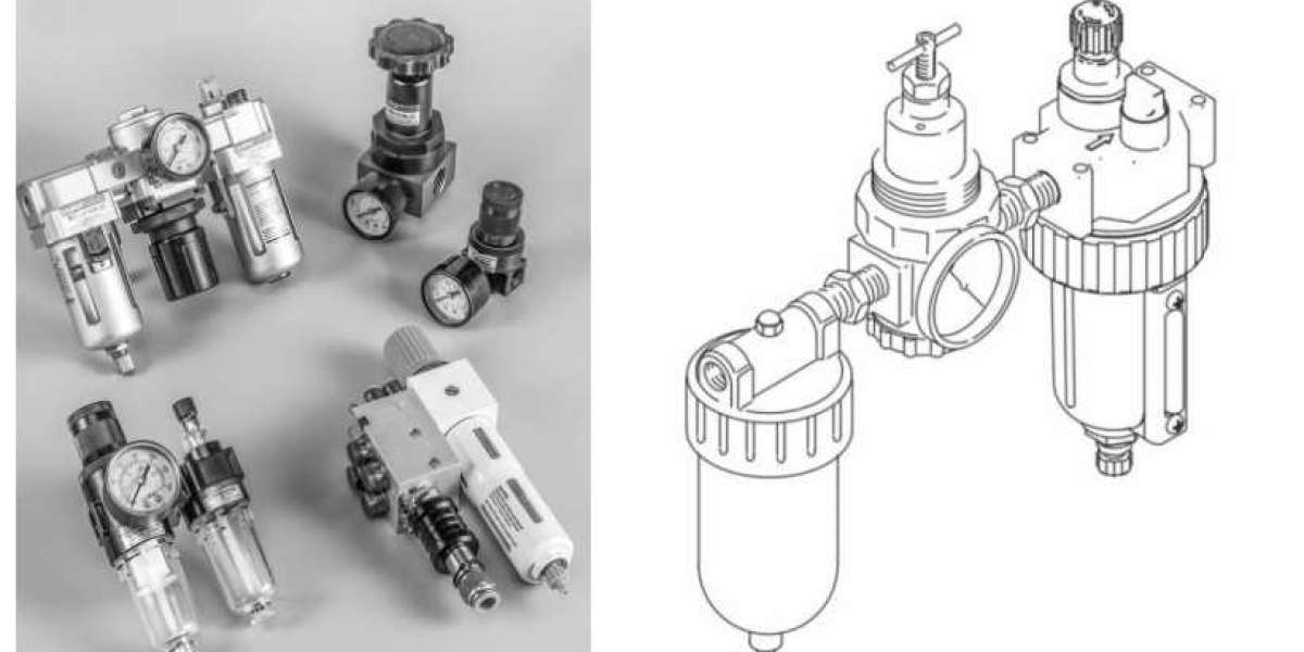 NBlida Tips to Select a Filter Regualtor Lubricator